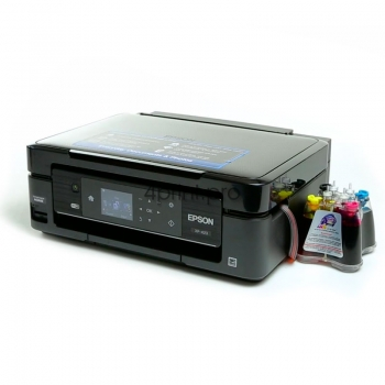 Картинка МФУ Epson Expression Home XP-420 с СНПЧ (C11CD86201) от магазина 4print.pro