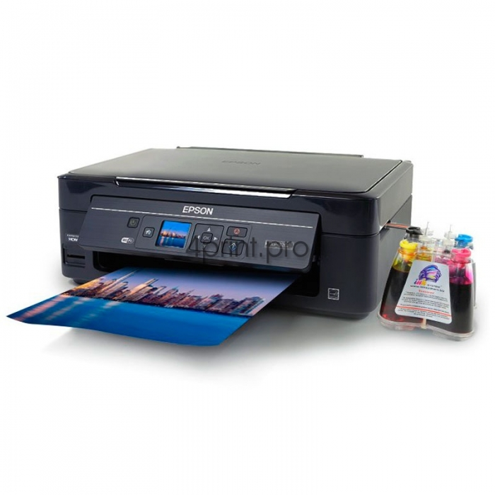 Картинка МФУ Epson Expression Home XP-320 с СНПЧ (C11CD87201) от магазина 4print.pro