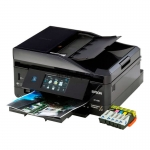 МФУ Epson Expression Premium XP-830 Refurbished с картриджами INKSYSTEM (C11CE78201-N) от магазина 4print.pro