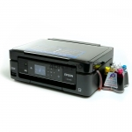 МФУ Epson Expression Home XP-420 с СНПЧ (C11CD86201) от магазина 4print.pro